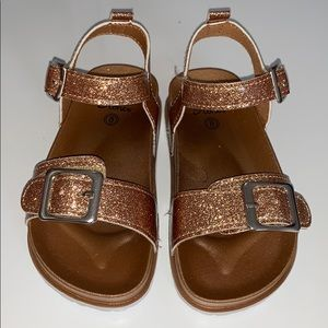 NWOT - Toddler Girl Shoes - Size 8